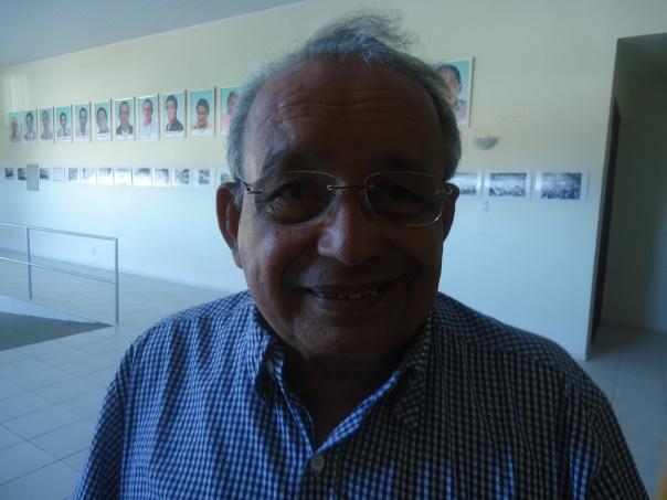 Aldir Dantas, defensor dos direitos
