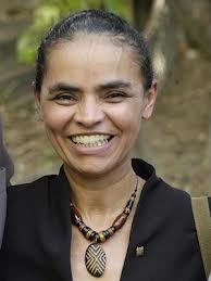 Marina Silva é uma das mulheres mais influentes no mundo.