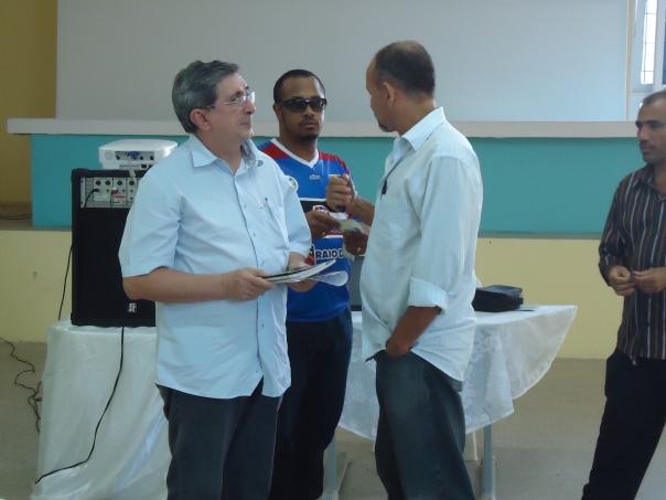 Com o vice-governador, Washington Oliveira.