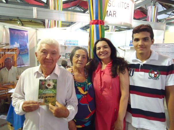 Wagner Baldez, d. Mônica e Eline.