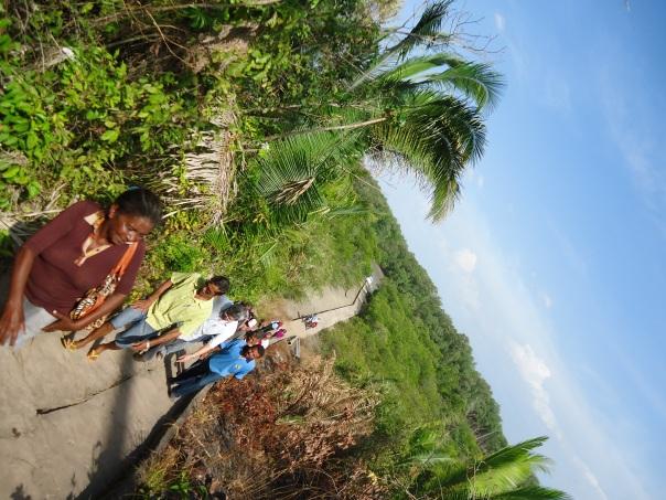 Caminho da Ilha de Tawa-mirim