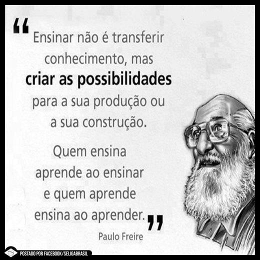 Imagem Paulo Freire